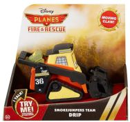 Disney Pixar Planes Fire & Rescue - Smokejumpers Team - Talking Drip